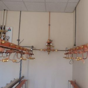 De Aar Hospital Medical Gas Room (2)