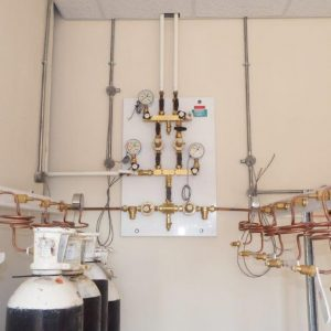 De Aar Hospital Medical Gas room